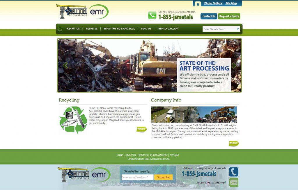 SmithIndustriesEMRRecycling